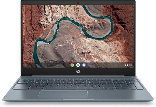HP Chromebook mit 15.6, i3, 8GB RAM, 128GB eMMC für 369,19€ (statt 486€) + 100GB Google One für 1 Jahr