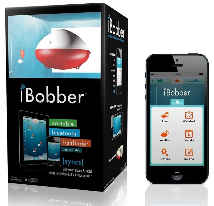 IBOBBER Posen Fishfinder mit App ab 79€ (statt 121€)