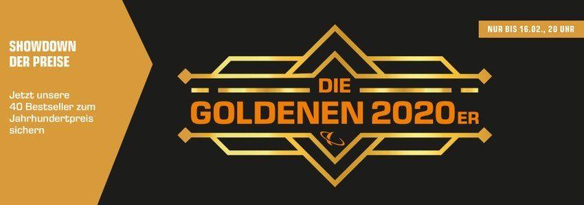 Die Goldenen 🌟🌟🌟 2020er bei Saturn  – die besten Deals zum Jahrhundertpreis Verlängerung