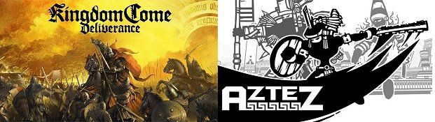 Kingdom Come: Deliverance (IMDb 8,4/10) & Aztez (Metacritic 81%) gratis bei Epic Games