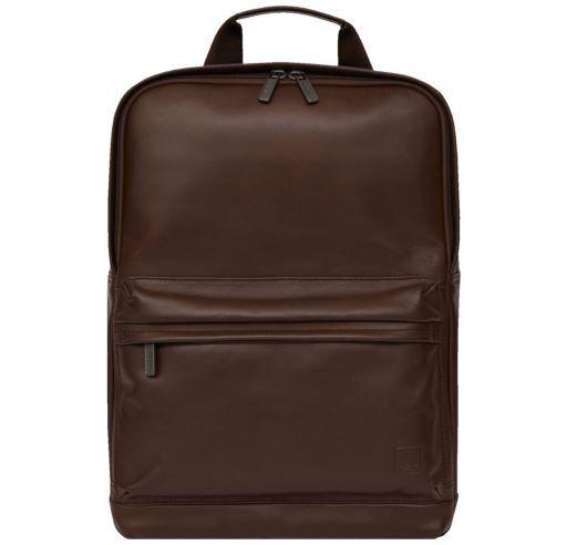 Top! KNOMO Barbican Brackley Leder Notebooktasche 20l für 79€ (statt 251€)