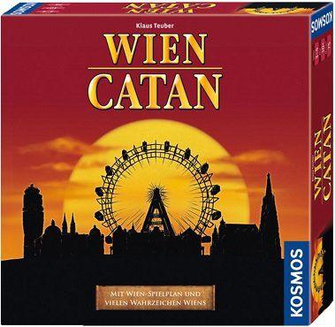 KOSMOS Wien   Catan (Limitierte Auflage) Gesellschaftsspiel für 17€ (statt 30€)