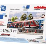 TOP! MÄRKLIN 29641 – Startpackung Moderner Nahverkehr für 129,99€ (statt 196€)