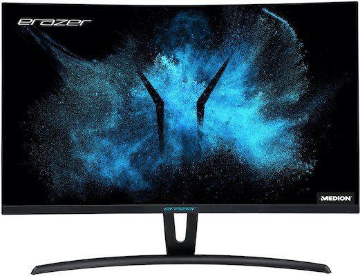 Medion X52773   27 Zoll QHD Curved Gaming Monitor mit 144Hz für 212,94€ (statt 250€)