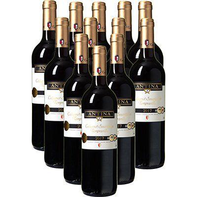 Abgelaufen! 12 Flaschen Antina Cabernet Sauvignon Tempranillo für 11,88€   10 fach prämiert!