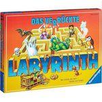 RAVENSBURGER – Das verrückte Labyrinth (26446) Brettspiel für 15€ (statt 20€)