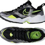"""Nike Air """"Heights"""" in Silber/Neon für 31,43€ (statt 44€)"""