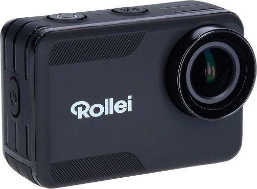ROLLEI 6s Plus 4K WLan Actioncam+ ROLLEI 21639 Outdoor Action Cam Zubehörset für 77€ (statt 99€)
