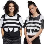 """adidas Damen T-Shirt """"Large Logo""""  in 2 Designs für je 13,86€ (statt 25€)"""