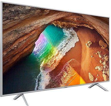 Samsung GQ 55Q64R   55 UHD QLED Fernseher mit Triple Tuner ab 569,90€ (statt 718€)