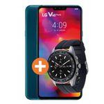 Pärchen-Knaller: 2x LG V40 ThinQ + 2x LG W7 Watch für 89,94€ + 2x o2 Tarif (5GB + 120GB) für zusammen 42,48€mtl.
