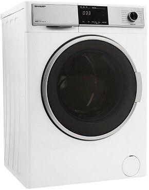 SHARP ES HDB8147W0 DE mit 8 kg Waschtrockner und EEK A für 489€ (statt 530€)