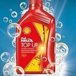 Gratis Autowäsche beim Kauf von Shell Motorenöl