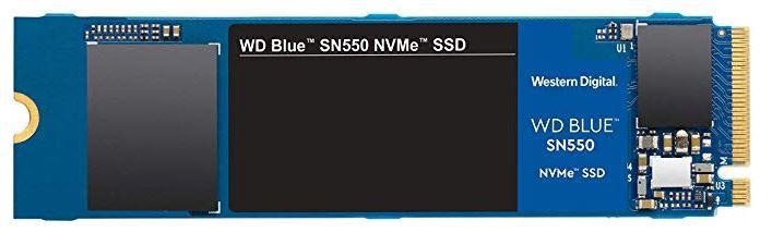 WD Blue SN550 1TB M.2 SSD NVMe intern für 88€ (statt 95€)