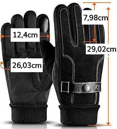 BOYOU Handschuhe in 4 Farben für je 6,39€   Prime