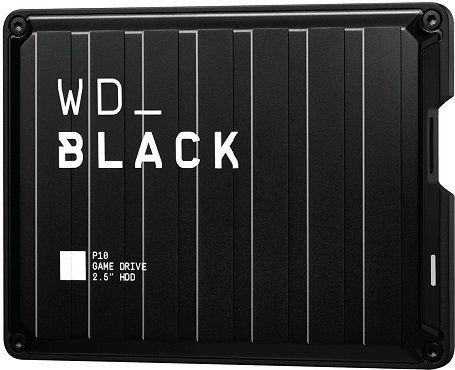 WD Black P10 Game Drive Externe 2,5 Zoll Festplatte mit 2TB für 79€ (statt 90€)