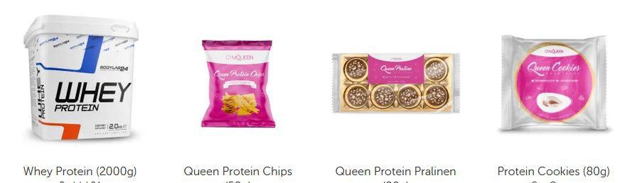 Vitafy 15% Super Bowl Rabatt auf Proteine!