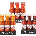 18er Pack Nando's Peri Peri Sauce (je 125g) für 8,88€ (statt 54€) – MHD Mai 2020