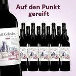 15 Flaschen Castell Colindres Reserva 2016 Rotwein für 49,41€ – mit Gold prämiert