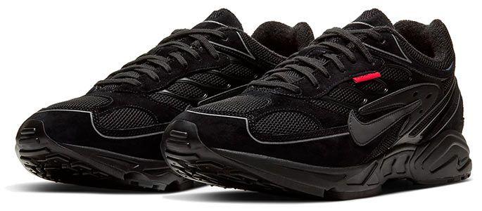 Nike Air Ghost Racer Sneaker in Schwarz für 50,38€ (statt 77€)