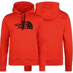 "The North Face Hoodie ""Drew Peak"" in Rot für 58,75€ (statt 78€)"