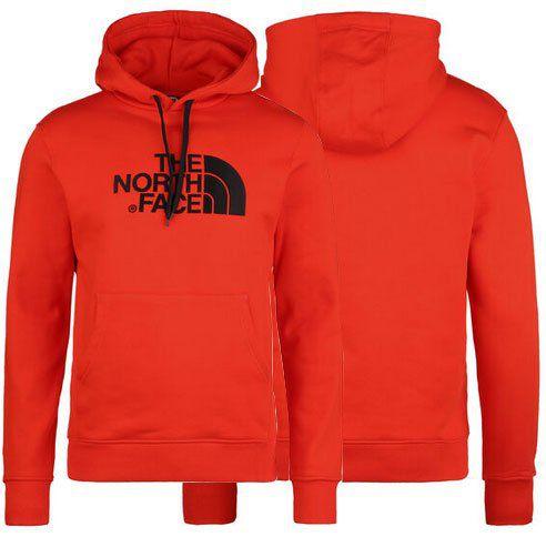 The North Face Hoodie Drew Peak in Rot für 58,75€ (statt 78€)