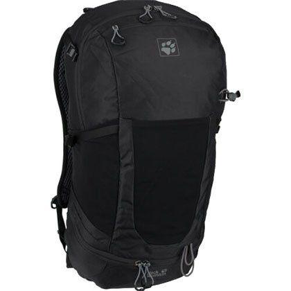 Jack Wolfskin Wanderrucksack Kingston 30 Pack in Schwarz für 46,83€ (statt 63€)