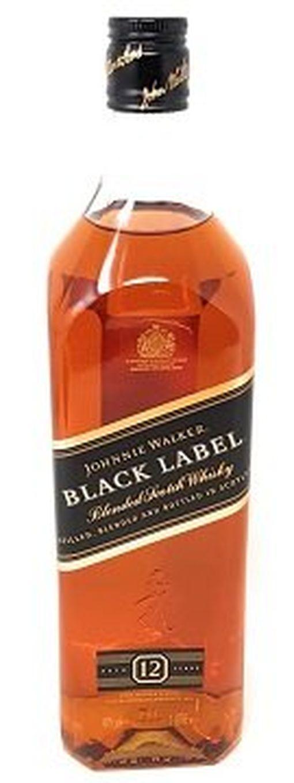 Johnnie Walker Black Label Blended Scotch Whisky (40 Vol. %, 0,7 l) für 28,99€ (statt 34€)
