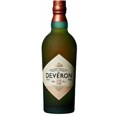 The Deveron Single Malt Whisky (18 Jahre, 0,7 l, 40 Vol. %) für 55,99€ (statt 63€)