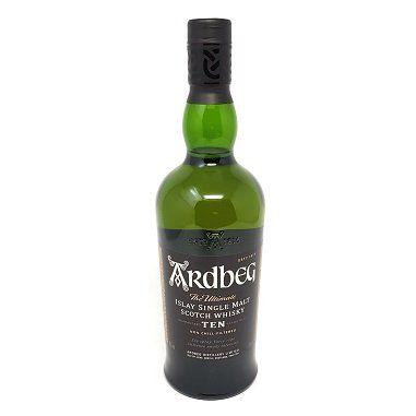 Ardbeg Ten Single Malt Whisky (10 Jahre, 0,7 l, 46 Vol. %) für 32,99€ (statt 39€)