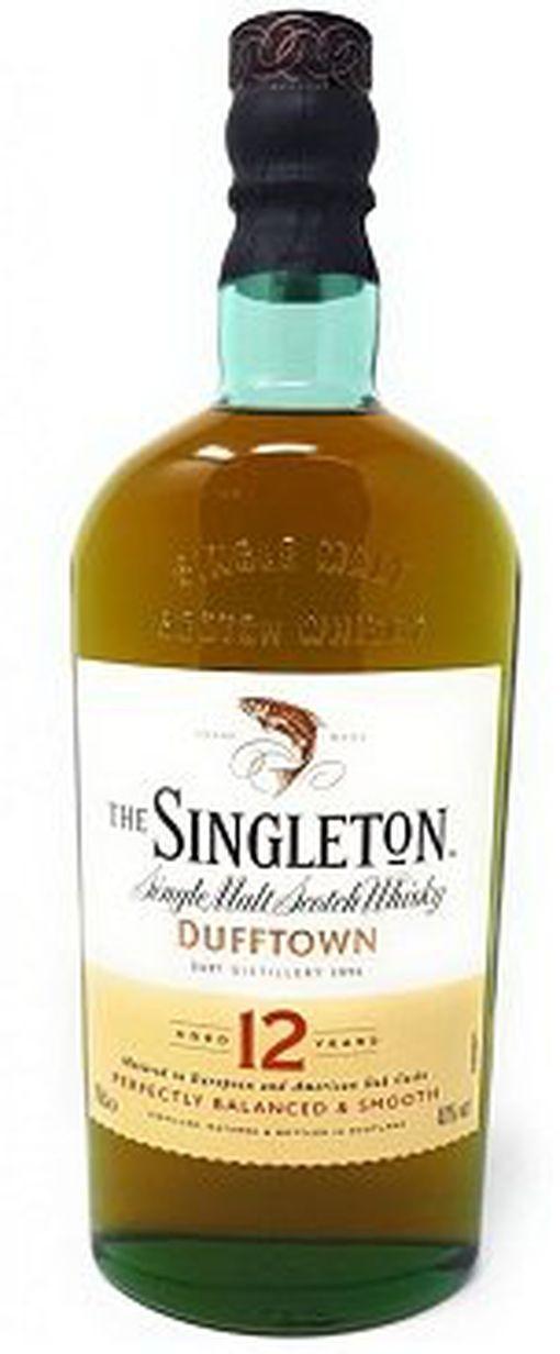 The Singleton of Dufftown Singlemalt Scotch Whisky (12 Jahre, 0,7 l, 40 Vol. %) für 19,99€ (statt 25€)