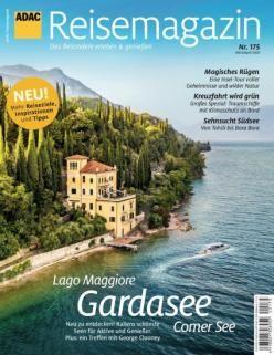 6 Ausgaben ADAC Reisemagazin für 46,80€ + 30€ Amazon Gutschein