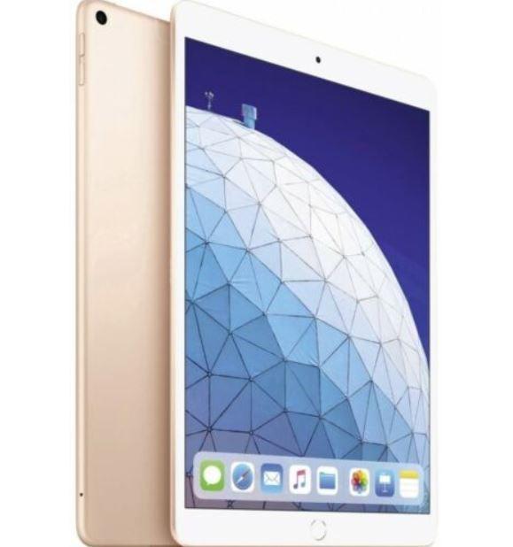 Apple iPad Air (2019) 256GB WiFi + LTE in Gold für 664,91€ (statt 735€)