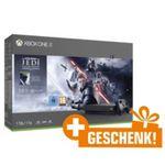 Xbox One X 1TB + Star Wars: Jedi Fallen Order mit Need for Speed Heat für 289€ (statt 356€)