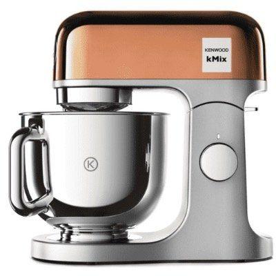 Vorbei! Kenwood KMX760GD kMix Edition Küchenmaschine in Roségold 5 Liter Schüssel mit 1.000Watt ab 256,47€ (statt 389€)