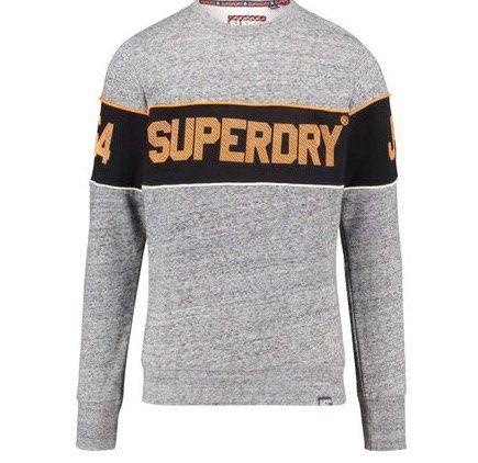 Superdry Sweatshirt Retro Stripe Crew für 44,85€(statt 72€)