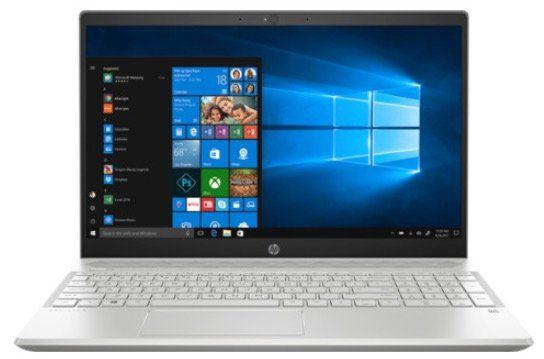 HP Pavilion 15 Notebook (15,6 FullHD IPS, Core i5, 8GB, 256GB SSD, 1TB HD, MX150,) für 558,99€ (statt 697€)