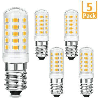 5er Pack Kingso E14 LED Leuchtmittel in Warmweiss für 8,39€ (statt 12€)   Prime