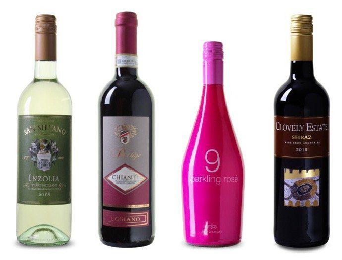 Wein Lagerräumung + 20% Gutschein   z.B. prämierte Weine schon ab 3,59€ je Flasche