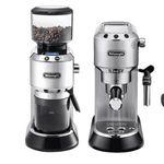 DeLonghi Dedica Style Barista Espressomaschine + Kaffeemühle inkl. Zubehör für 269€ (statt 325€)
