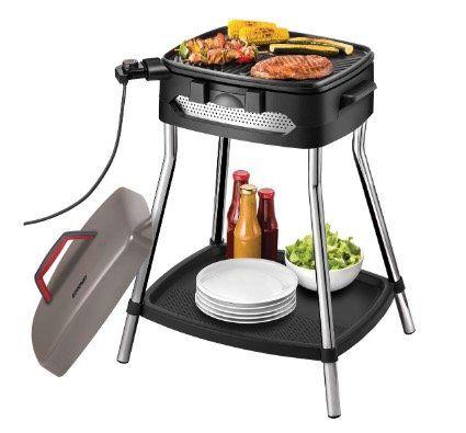 Unold Barbecue Power 58580 Standgrill mit Ablagefläche für 77€ (statt 118€)