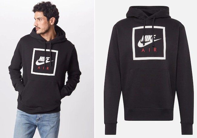Nike Air 5 Herren Kapuzenpullover für 42,21€ (statt 60€)