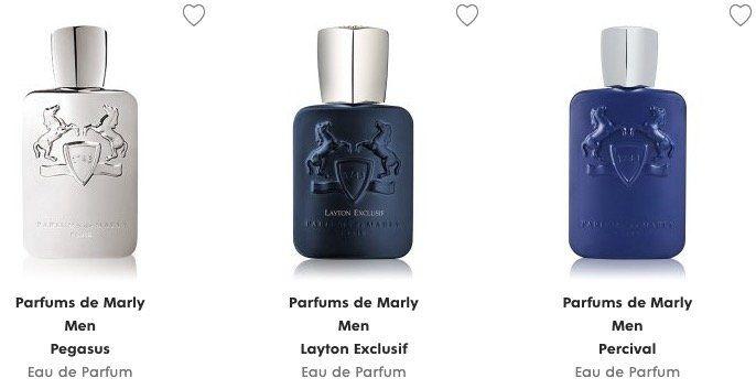 Flaconi: Herren Nischendüfte mit 25% Rabatt   z.B. 75ml Parfums de Marly Men Pegasus für 119,96€(statt 160€)