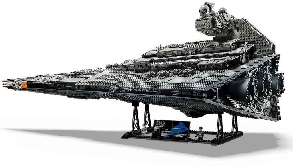 LEGO Imperialer Sternzerstörer (75252) für 558,90€ (statt 629€)