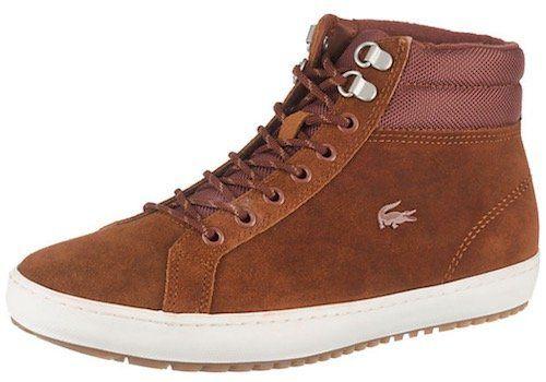 Lacoste Straight Set Insula Echtleder Winter Sneaker für 71,94€ (statt 83€)