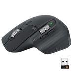 Logitech MX Master 3 kabellose Maus mit Bluetoothin Graphite für nur 77€ (statt 87€)