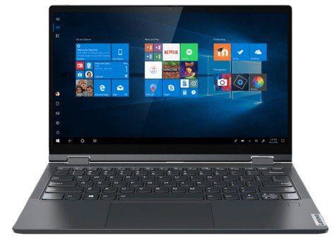 Lenovo Yoga C640 13 Convertible (Core i7, 16GB, 512GB SSD, LTE, Win10) für 999€ (statt 1.129€)