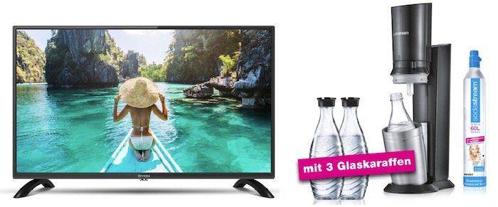 13€ Rabatt ab 100€ bei Netto   z.B. 32 Dyon Live 32 Pro Fernseher nur 87,68€ (statt 105€)