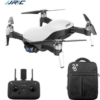 JJRC X12 Quadcopter mit 4K HD Kamera und 3 Achsen Gimbal für 233,89€   Versand aus DE