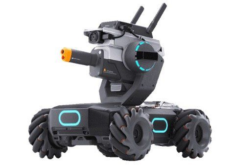 DJI RoboMaster S1 Roboter Drohne in Schwarz für 399€ (statt 499€)